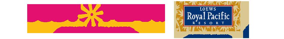 Loews Royals Pacific Resort | Just Marry Logo